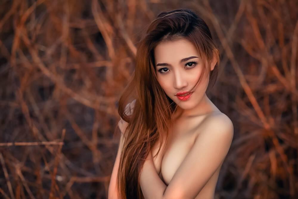 asian girl from Fuck Buddy App